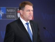Corespondenta de la Varsovia - Iohannis explica contradictiile pe grupul naval la Marea Neagra: Trebuie sa ne bucure. Inseamna ca exista interes
