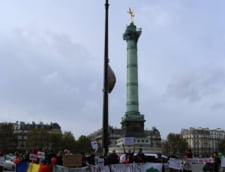 Corespondenta din Paris: A 9-a saptamana de proteste Rosia Montana