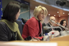 Corina Cretu: Anticipatele, singura solutie acceptabila dupa demisia lui Boc