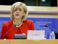 Corina Cretu: Apocaliptica invazie a romanilor peste hotare a fost pura demagogie