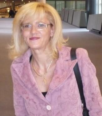 Corina Cretu: La PDL, dependenta de cianuri dauneaza grav luciditatii