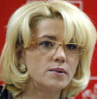 Corina Cretu: PSD nu a cerut blocarea fondurilor pentru Romania