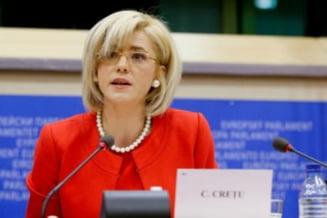 Corina Cretu, a doua nominalizare a Romaniei pentru functia de comisar european - surse