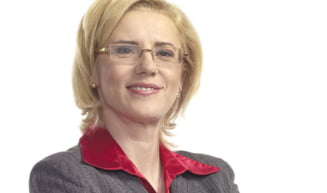 Corina Cretu, despre femeia in politica si barbatii care se tem de concurenta