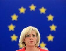 Corina Cretu, despre reactia lui Basescu la numirea sa in functia de comisar european