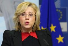 Corina Cretu candideaza la europarlamentare. Are o singura oferta, de la Ponta