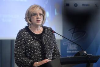 Corina Cretu candideaza la europarlamentare din partea Pro Romania: E o delimitare clara de actuala conducere a PSD