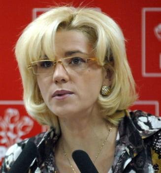 Corina Cretu o acuza pe Raluca Turcan de exces de zel