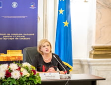 Corina Cretu spune ca va da in judecata PSD si pe Codrin Stefanescu: sa demonstreze cum tradez interesele Romaniei