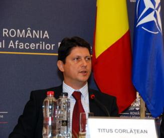 Corlatean: Dorim un ambasador american cat mai rapid, cu acces la presedintele SUA
