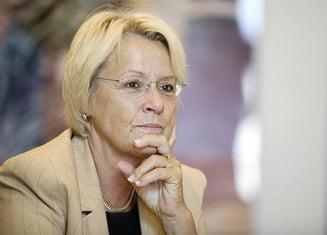 Corlatean, criticat de socialistii germani: Amenintarile sunt contraproductive