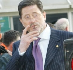 Cornel Dinu l-a injurat pe George Copos, in direct la televizor
