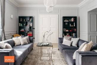 Cornisa decorativa pentru tavan - Elementul distinctiv in decoratiuni interioare