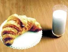 Cornul si laptele, inlocuite de o masa calda - proiect de lege