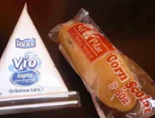 Cornul si laptele, inlocuite de o masa calda