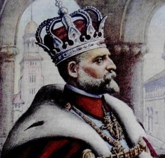 Coroana de Otel a regelui Carol I, simbolul independentei Romaniei