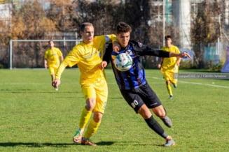 Corona Brasov - Coltea Brasov ar fi primul meci in play-off-ul Ligii a 4 Brasov