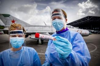 Coronavirus: Bilantul pandemiei in lume