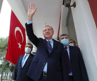Coronavirus: Erdogan anunta relaxarea substantiala, de luni, a restrictiilor din Turcia