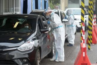 Coronavirus: Slovacia inaspreste restrictiile si continua testarea in masa a populatiei. Cehia a depasit 15.000 de cazuri pe zi