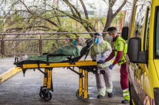 Coronavirus: Spania a anuntat cel mai mic numar al mortilor din ultimele 18 zile