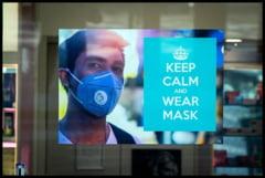 Coronavirus Marea Britanie: Un nou lockdown nu poate fi exclus, spune ministrul Sanatatii