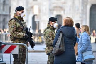 Coronavirusul paralizeaza turismul in Europa