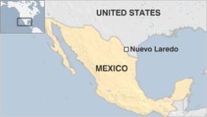 Corpuri decapitate, in piata publica, la granita Mexicului cu SUA