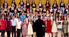 Corul de Copii Radio in Concertul de Paste al Filarmonicii Pitesti