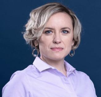 Cosette Chichirau s-a inscris in competitia interna a USR pentru Primaria Iasi
