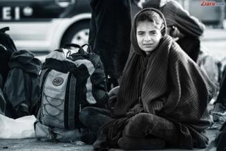 Cosmarul dintr-o tabara de refugiati din Grecia: Copiii de pana la 10 ani incearca sa se sinucida - voluntarii pleaca in semn de protest
