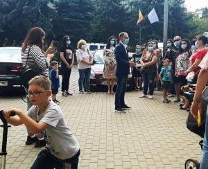 """Cosmin Andrei: """"Solicit primarului sa asigure testarea gratuita si prioritara pentru elevii si cadrele didactice din Botosani"""""""