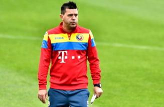 Cosmin Contra, criticat puternic pentru cea mai controversata decizie luata de la venirea la echipa nationala