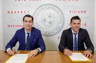 Cosmin Contra, prezentat oficial ca selectioner al Romaniei - ce va schimba in cazul jucatorilor