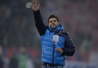 Cosmin Contra, primit ca un erou la Madrid (Video)