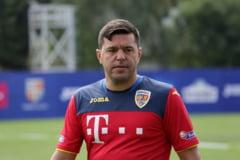Cosmin Contra, pus la zid de Gica Popescu dupa infrangerea cu Spania
