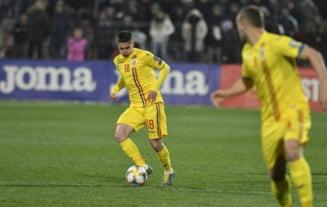 Cosmin Contra a anuntat lotul Romaniei pentru urmatoarele doua meciuri oficiale: Jucatori convocati in premiera de selectioner