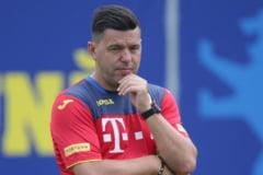 Cosmin Contra a fost DEMIS de la nationala de fotbal