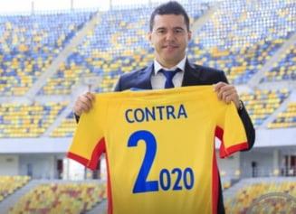 Cosmin Contra a pus ochii pe trei jucatori pentru nationala Romaniei