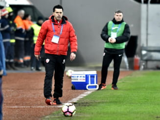 Cosmin Contra a vorbit in premiera dupa ce a fost numit antrenor la echipa nationala a Romaniei