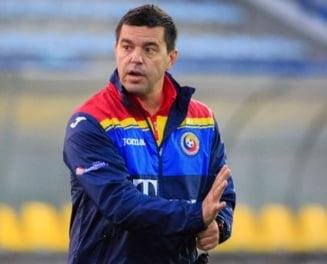 Cosmin Contra anunta ca ar putea demisiona de la nationala Romaniei