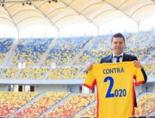 Cosmin Contra dezvaluie numele celor cinci jucatori tineri pe care ii vrea la nationala Romaniei