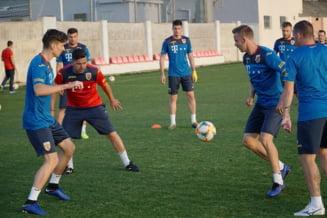 Cosmin Contra le raspunde contestatarilor dupa meciul Romaniei cu Norvegia: Sunt 22 de milioane de selectioneri