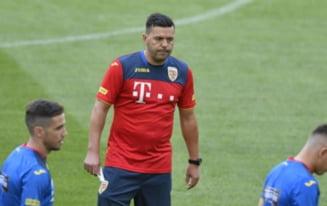 Cosmin Contra reactioneaza nervos la o zi dupa remiza cu Norvegia