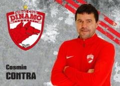 Cosmin Contra si-a prelungit contractul cu Dinamo - oficial