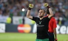 Cosmin Moti, premiu incredibil: Cel mai bun portar al anului (Video)