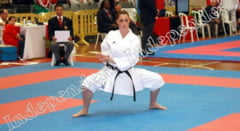 Cosmina Gavrila, vicecampioana Europei cu Nationala
