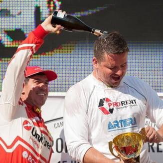 Costel Casuneanu e gata sa isi apere titlul la super rally