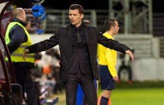 Costel Galca, umilit in Spania - tot stadionul i-a cerut demisia