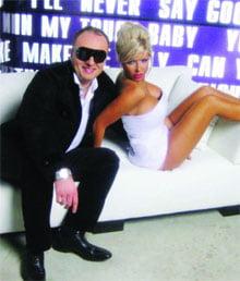 Costi Ionita cinta cu Miss Bulgaria